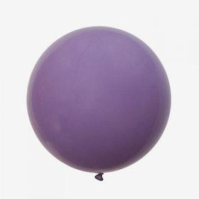 Jätteballong - Lila