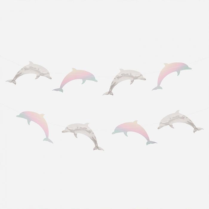 Girlang Delfiner