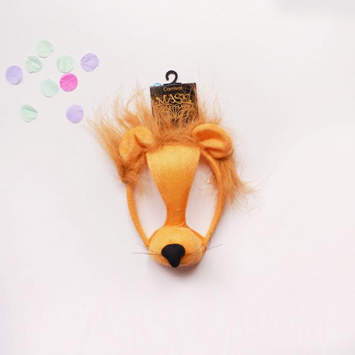 Mask - Lejon