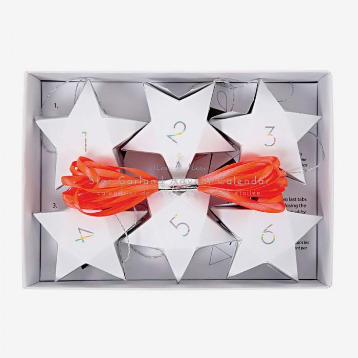 Adventskalender Star boxes