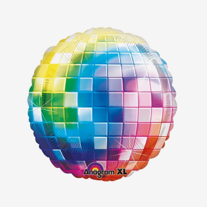 Folieballong - Discofeber