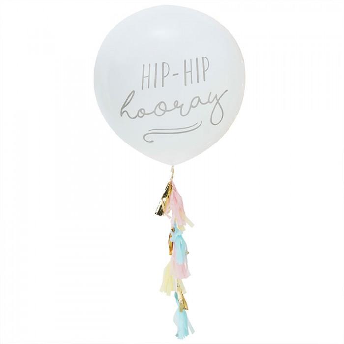 Jätteballongkit - Hip hip Hooray