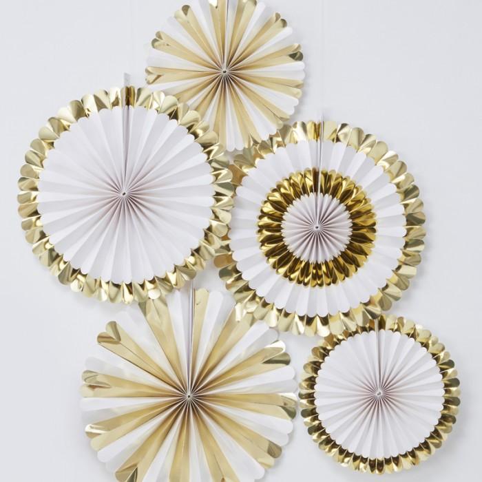 Pinwheels - Guld Oh Baby