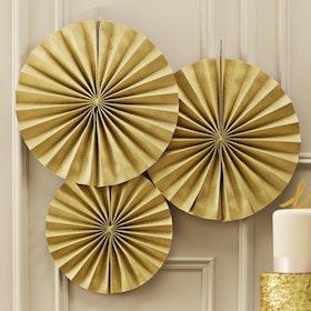 Pinwheels Guld