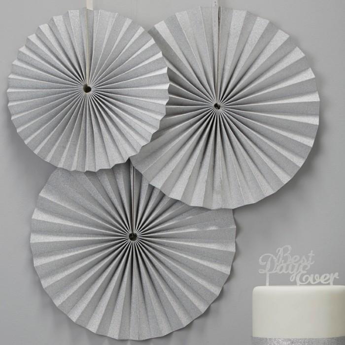 Pinwheels Silver