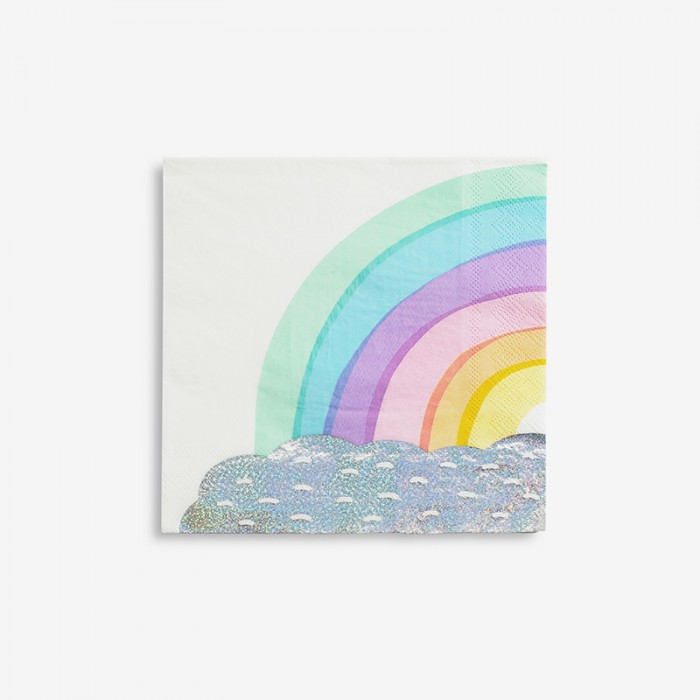 Servetter Over the Rainbow
