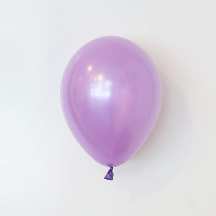 Ballong 28 cm - Pärlemo Lavendel