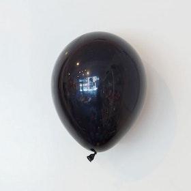 Ballong 28 cm - Svart
