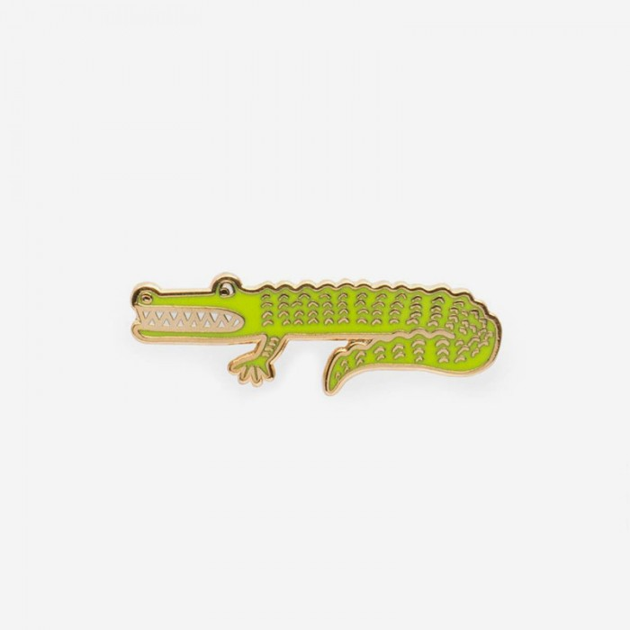Enamel Pin - Alligator