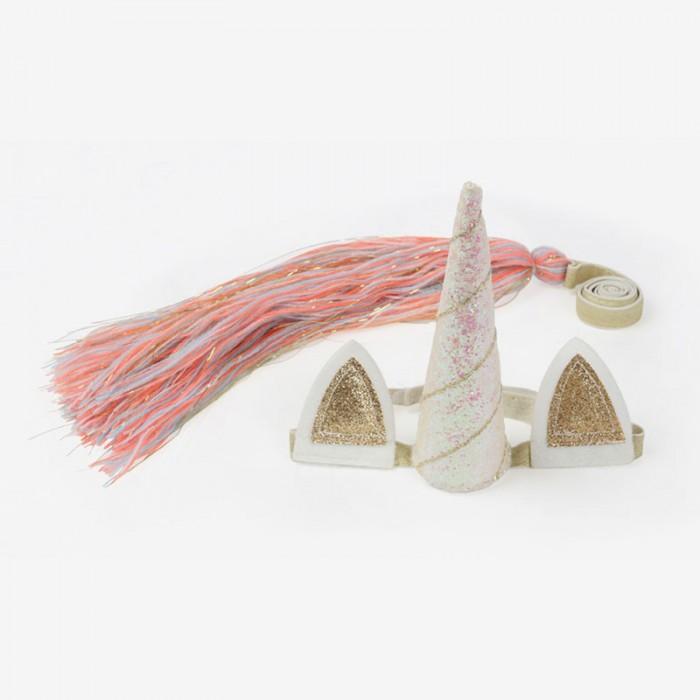 Utklädnings-kit Unicorn