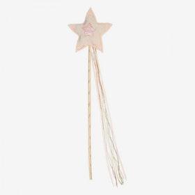 Trollstav Pink Star