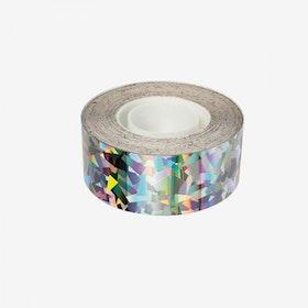 Tejp - Sparkly Silver