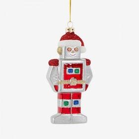 Julgranskula Robot