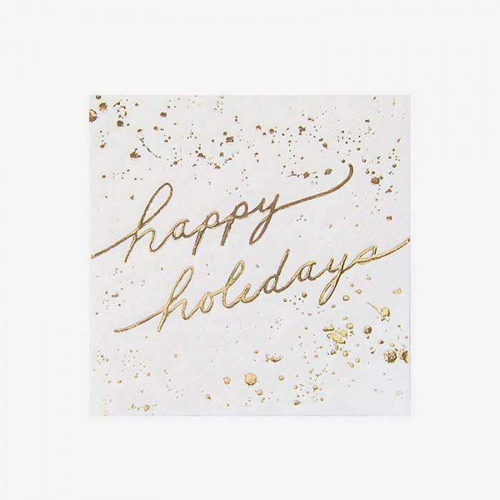 Servetter Blanc Holidays