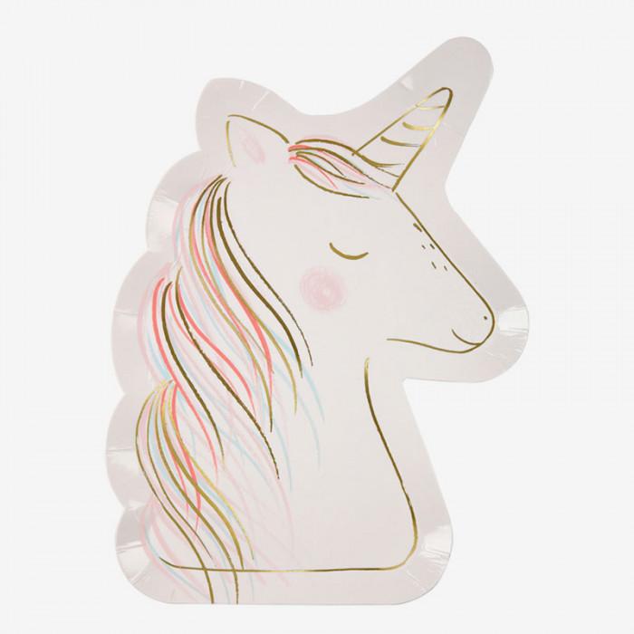 Tallrikar Magical unicorn