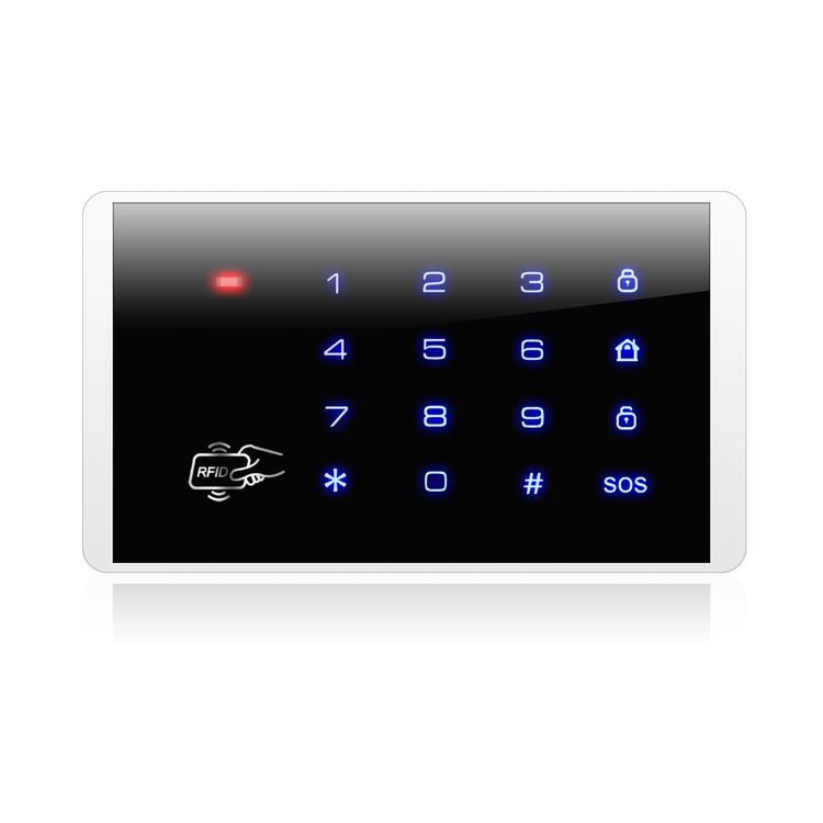 SUMOGUARD GSM RFID Panel