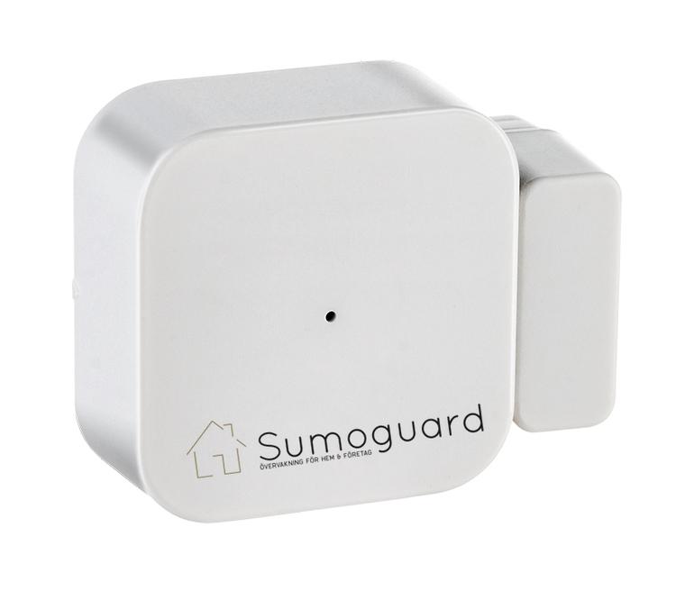 SUMOGUARD Trådlös Dörr/Fönster Sensor