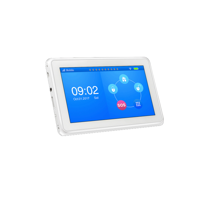 SUMOGUARD K7 Avancerad Wi-Fi GSM GPRS Trådlös Larmpanel