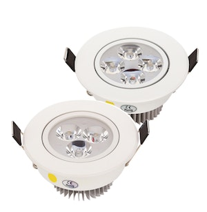 LED-downlight Warm White 12W