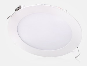 LED downlight slimmad med drivdon 6W Kallvit