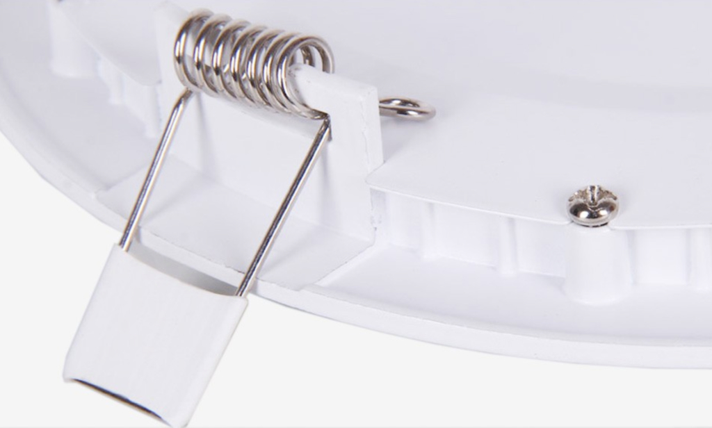 LED downlight slimmad med drivdon 6W Kallvit