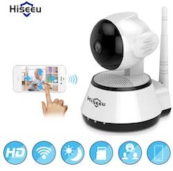 Hiseeu Trådlös Övervakningskamera 720P