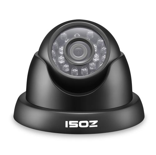 ZOSI Övervakningspaket 8st kameror 720P Vattentålig