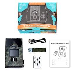 ZOSI Jaktkamera åtelkamera trail camera