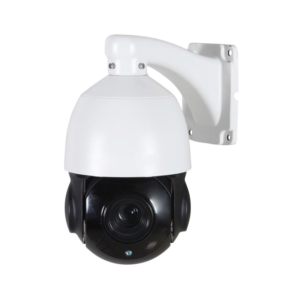 5MP PTZ Utomhus IP-kamera 30X Zoom