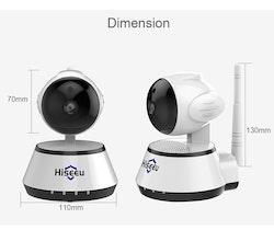 Hiseeu Trådlös Övervakningskamera 1080P