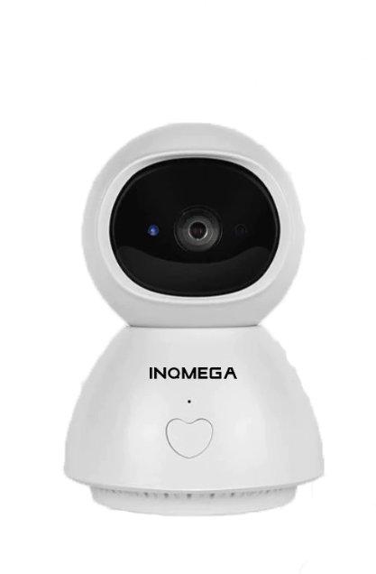 INQMEGA Trådlös Övervakningskamera 1080P Videosamtal