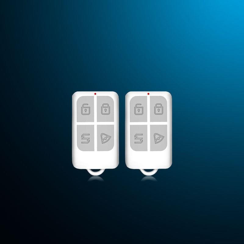 KERUI Komplett PSTN GSM Trådlöst Hemlarmpaket IP-kamera
