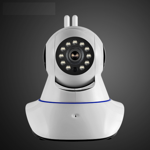 KERUI Kraftfullt Wi-Fi GSM Trådlöst Hemlarmpaket RFID IP-kamera