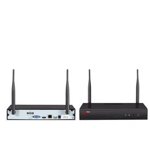 ANRAN övervakningsset 8st 2MP kameror bullet HD 1080P Wifi 2TB