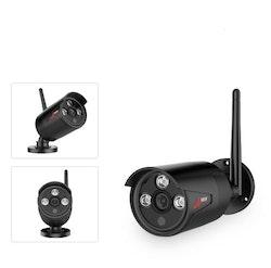 ANRAN Övervakningssystem trådlösa övervakningskameror, Wi-fi 5MP 4TB