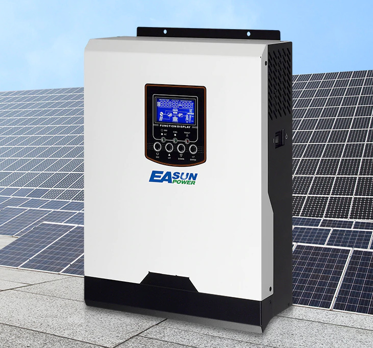MPPT Inverter solar solpanel system 5kw