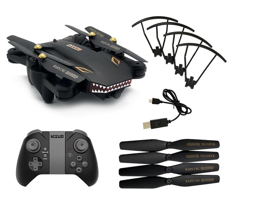 Battle shark drönare 2 MP kamera
