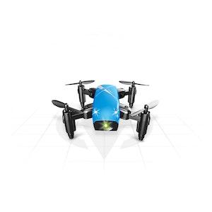 S9 Mini Drönare kamera blå