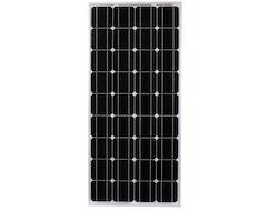 Solpanel kit 100w mono komplett till husvagn/husbil