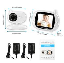 "Babyvakt LCD HD kamera 3.5"""