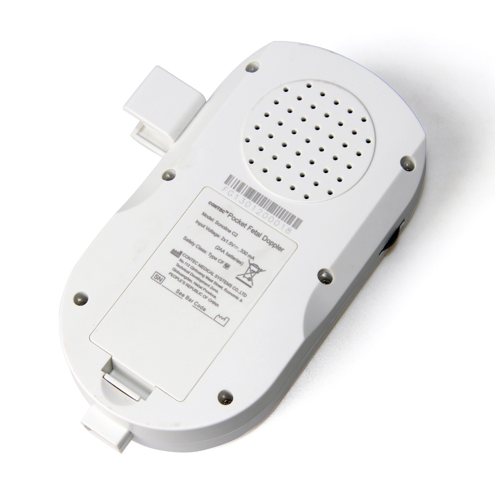 Doppler Portabelt Ultraljud Monitor