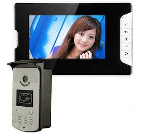 Porttelefon Kamera RFID
