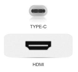 Adapter USB-C till HDMI