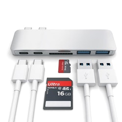 Adapter Macbook 6-1 USB