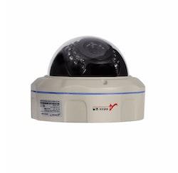 ANRAN PoE Övervakningssystem 24 st kameror 1080P IP66 Dome 1TB