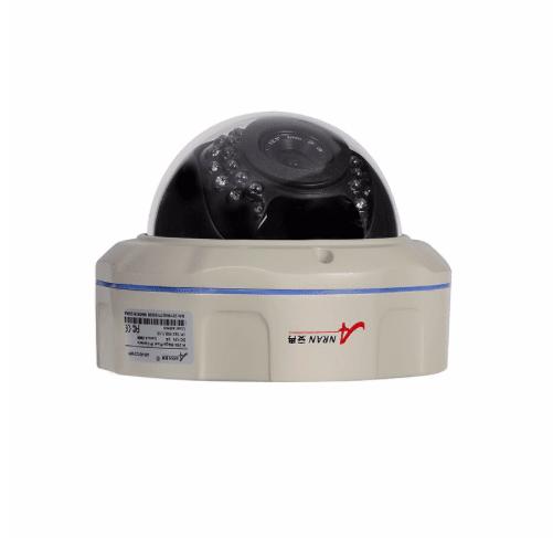 ANRAN PoE Övervakningssystem 24 st kameror 1080P IP66 Dome 2TB