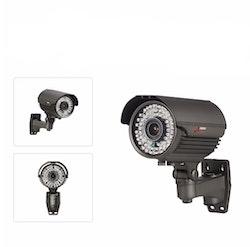 ANRAN PoE Övervakningssystem 16 st kameror 1080P IP66 3TB