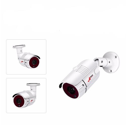 ANRAN PoE Övervakningssystem 12 st kameror 1080P IP66 2TB