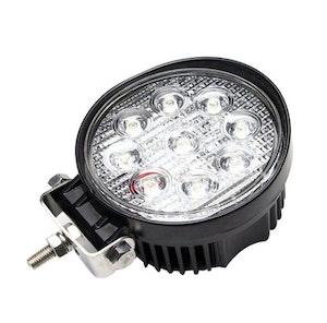 LED Extraljus 27W Spot-ljus