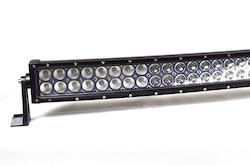 "LED-ljusramp 42"" 240W 19200LMS  böjd ledramp"